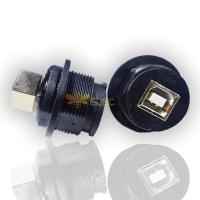 Waterproof Micro USB adapter
