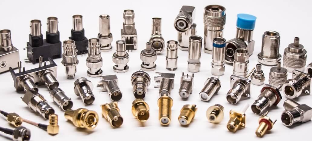 material connectors