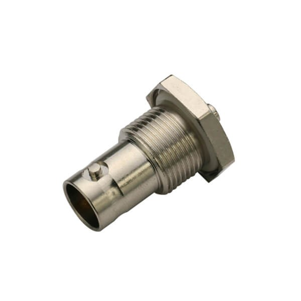 Waterproof BNC Connector Straight Jack for Cable UT085