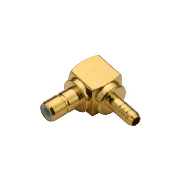 Videos SMB Connectors Female 90 Degree Crimp Type for Cable RG316