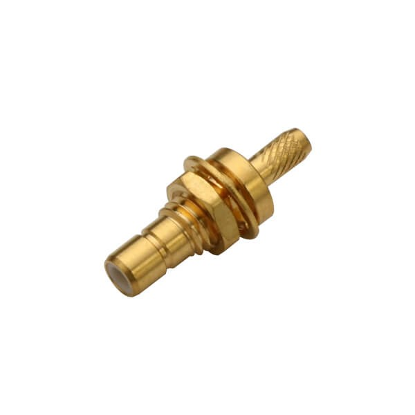 Videos SMB Connector Bulkhead Jack for Cable RG316