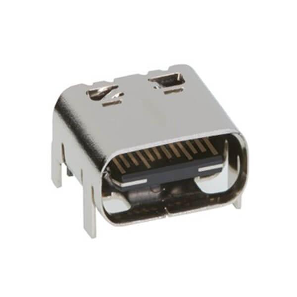 Cheapest 24p USB Type C Four Legs 24ways USB Connector
